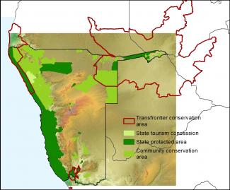 Transboundary conservation areas